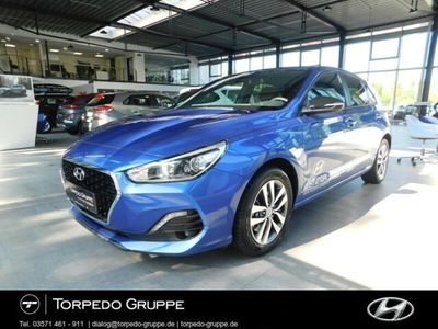 gebraucht Hyundai i30 NEW (MJ19) 1.4 Sonderedition Passion (2018)