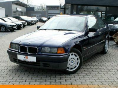 gebraucht BMW 316 i Automatik AHK Shzg Klima SH Gepflegt
