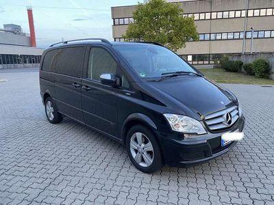 gebraucht Mercedes Viano 2.2 CDI DPF kompakt Automatik Trend Edition