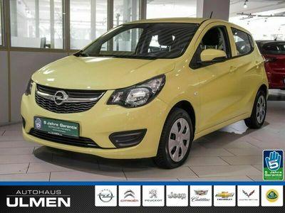 gebraucht Opel Karl Edition 1.0 Cool&Sound Allwetterräder Tempomat Kli