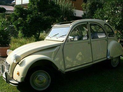 gebraucht Citroën 2CV 6 special, Baujahr 1981, Top-Zustand,...