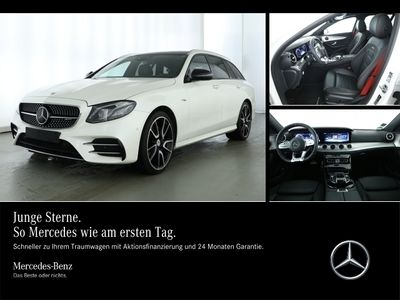 gebraucht Mercedes E53 AMG AMG 4M+ T PDC,LED,Distronic,PanoDach,360°
