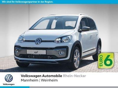 gebraucht VW cross up! 1.0 TSI OPF Kamera LM Climatronic PDC uvm