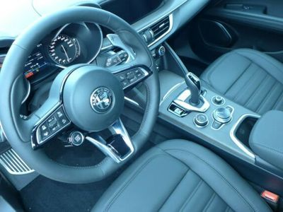 gebraucht Alfa Romeo Stelvio Ti 2.2 Diesel 16V Lusso AT8Q4 NEUES MY20
