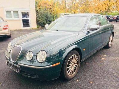 gebraucht Jaguar S-Type 2.7 Twin turbo Diesel Aut. ...