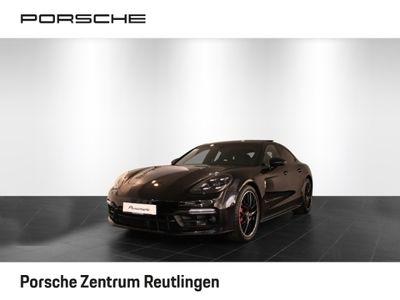gebraucht Porsche Panamera GTS *BOSE*Head-Up*DAB*LED-Matrix*