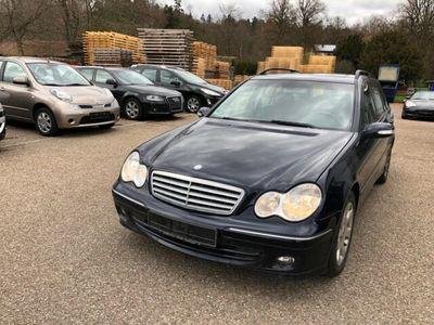 gebraucht Mercedes C280 T-ModellT,Autom,Klimatr.,Alu,Navi