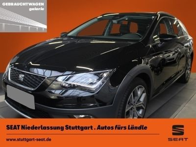 gebraucht Seat Leon X-Perience ST 4Drive 2.0 TDI *EPH*PANO*NAVI*LED*WINTER*