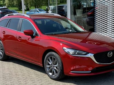 gebraucht Mazda 6 G165 6AG EXCLUSIVE-LINE*NAVI*VOLL-LED*