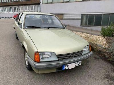 gebraucht Opel Rekord e GLS TÜV Neu