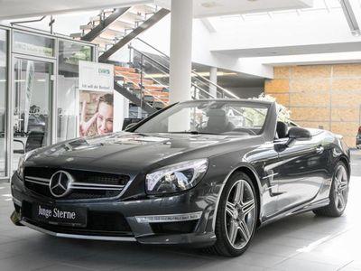 gebraucht Mercedes SL63 AMG AMG Nachtsicht Distronic Magic Sky Kamera