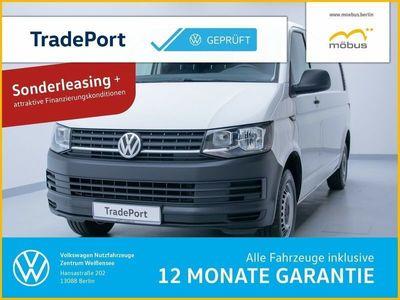 gebraucht VW Transporter T6Kasten TDI AHZ KLIMA NAVI
