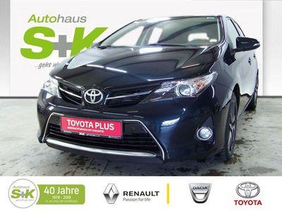 gebraucht Toyota Auris 5-Türer 1,6-l-6-Gang Edition