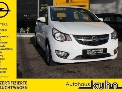 gebraucht Opel Karl 1.0 Exclusive * Cool & Sound *