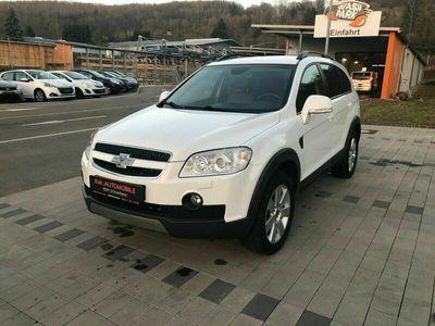 gebraucht Chevrolet Captiva 2.0 D LT 4WD/7 SITZE/TOP ZUSTAND/ als SUV/Geländewagen/Pickup in Heidenheim