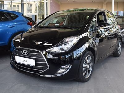 gebraucht Hyundai ix20 1.4 SONDEREDITION SPACE PLUS NAVI