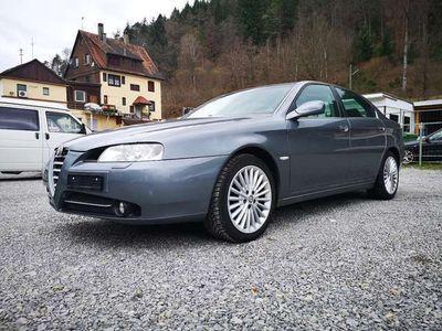 gebraucht Alfa Romeo 166 3.2 V6 24V Distinctive