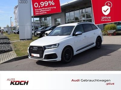 gebraucht Audi SQ7 4.0 TDI q. Tiptr. Matrix, Navi Touch, AHK, Standh