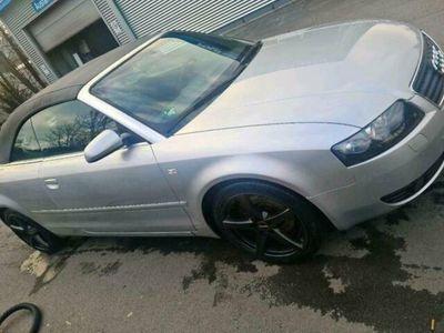 gebraucht Audi A4 Cabriolet 2.4