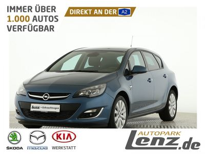gebraucht Opel Astra Active FLEXFIX USB KLIMA PDC SITZHEIZUNG