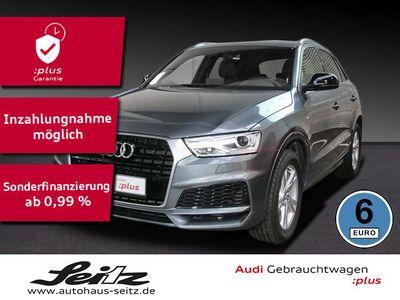 gebraucht Audi Q3 1.4 TFSI S Line AHK*KAMERA*XENON*NAVI