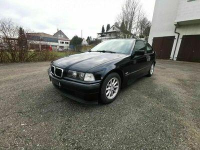 gebraucht BMW 316 Compact i HU 3/22 individual als Sportwagen/Coupé in Burgau