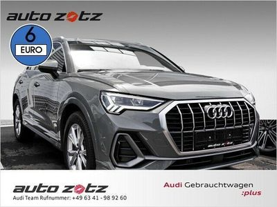 gebraucht Audi Q3 1,5 TFSI 35 S tr. S line Virtual Cockpit