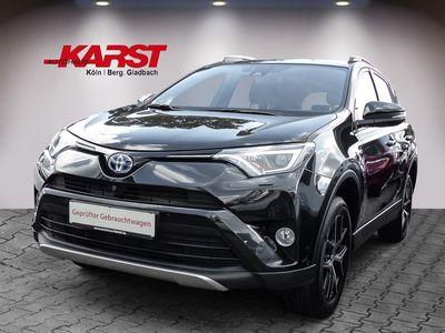 gebraucht Toyota RAV4 Hybrid 4x2 Style Selection Navi JBL LED SHZ