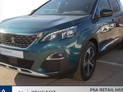 gebraucht Peugeot 5008 THP 165 EAT6 Allure 7-SITZE GT-LINE