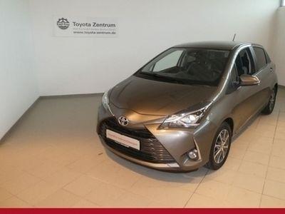 gebraucht Toyota Yaris 1,5-Dual-VVT-iE Y20 Club, Klima, Rückfahrkamera