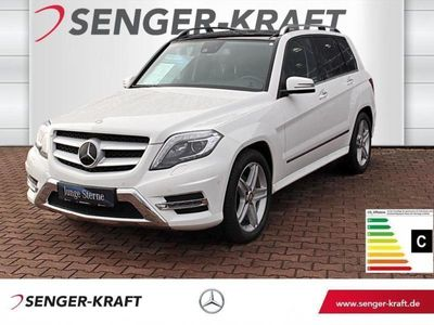 gebraucht Mercedes GLK350 CDI 4MATIC