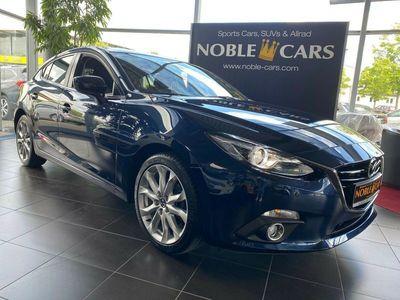 gebraucht Mazda 3 SKYACTIV-G 165 Sports-Line KLIMA XENON NAVI