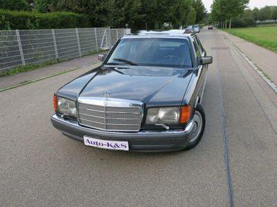 gebraucht Mercedes 500 SE Klima,Alu,Veloursitze,2.Hand,WR