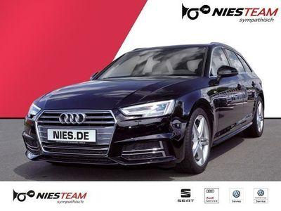gebraucht Audi A4 Avant 2.0 TDI sport S-line 2x