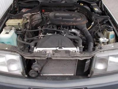 gebraucht Mercedes 230 (W124) Automatik, ASR, ABS usw.