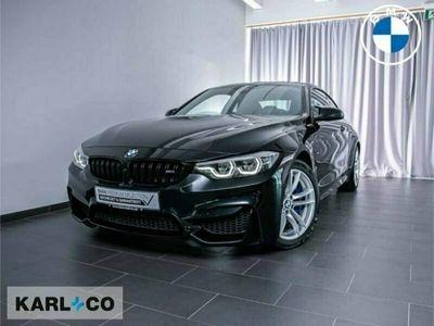 gebraucht BMW M4 Coupe Competition EU6d-T Leder LED HUD e-Sitze
