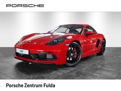 gebraucht Porsche 718 Cayman GTS 4.0 - Rückfahrkamera, Bose