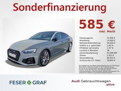 gebraucht Audi S5 Sportback TDI quattro tiptronic