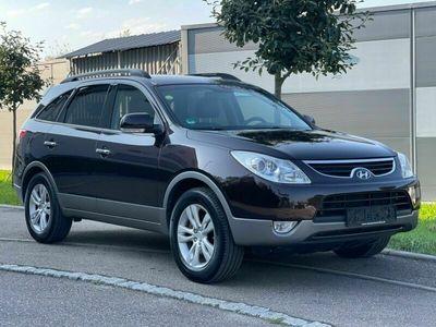 gebraucht Hyundai Veracruz Premium Schiebedach Vollleder AHK