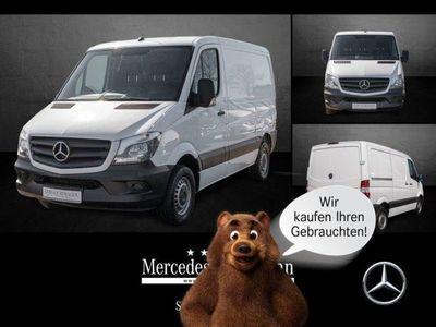 gebraucht Mercedes Sprinter 213 CDI HiFi/L-R Sensor/Audio 10/Trennwand