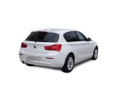 gebraucht BMW 116 d 5-Türer Autom, PDC, NAVI Bluetooth Klima