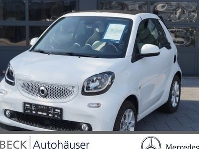 gebraucht Smart ForTwo Cabrio 66 kW turbo twinamic Styling