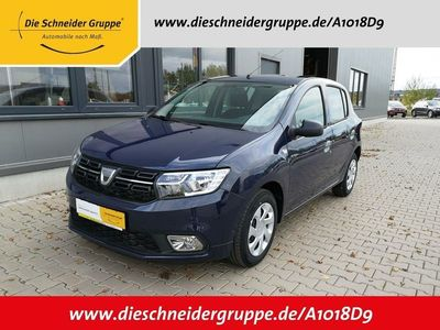 gebraucht Dacia Sandero TCe 90 LPG Essential KLIMA BLUETOOTH