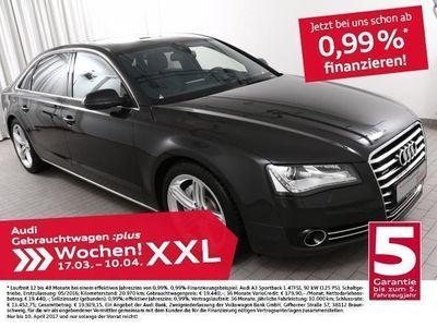 gebraucht Audi A8L 3.0TDi 20Zoll/Night/SD/StandHzg./B+O (Navi Xe