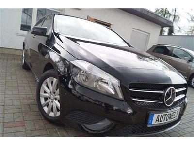 gebraucht Mercedes A180 CDI 7G-DCT Navi/Euro 6/PDC/Temp/Sitzh