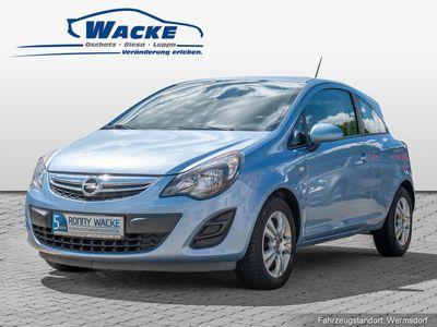 gebraucht Opel Corsa 1.4 16 V. Active. 3-TÜRIG