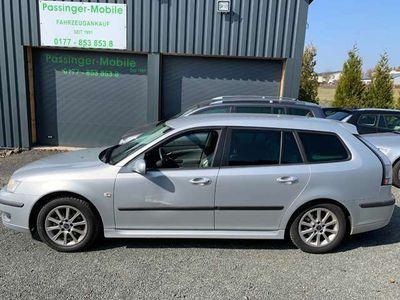 gebraucht Saab 9-3 1.8 t Sport-Kombi Edition Lederausstattung