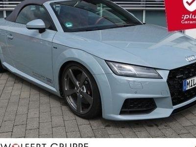 gebraucht Audi TT Roadster 45 TFSI quattro 180(245) kW(PS) S tr