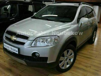 gebraucht Chevrolet Captiva 2.0 LT 4WD 7-Sitzer/Leder/Tüv/Au Neu/