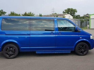gebraucht VW Caravelle Lang (7-Si.)